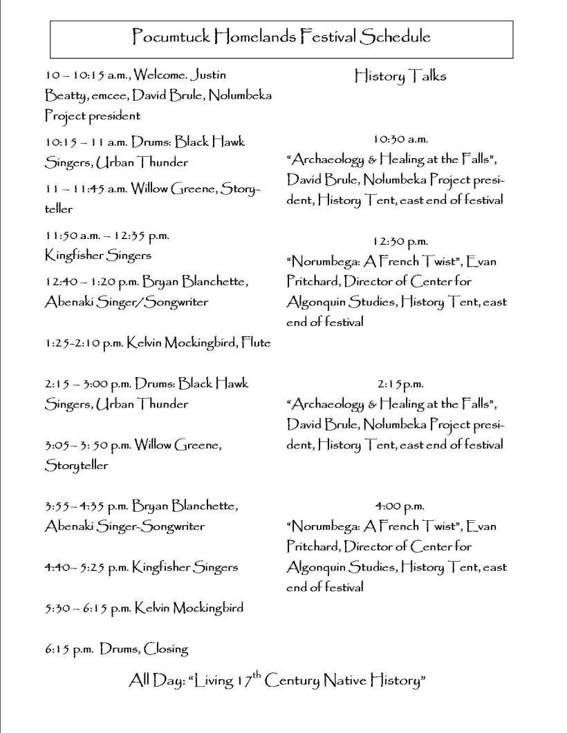 phf schedule 2018