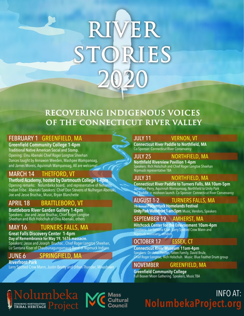 river stories full schedule